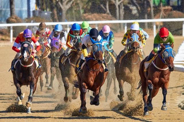 海外競馬賭け方